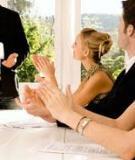 Kỹ năng điều hành cuộc họp