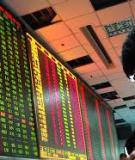 Thị trường chứng khoán là gì ?