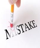 Sai lầm trong xây dựng chiến lược khách hàng
