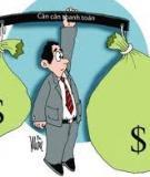 Những điều cần biết về cán cân thanh toán quốc tế