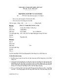 Mẫu hợp đồng nguyên tắc bán hàng