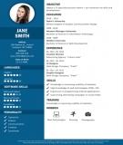 CV bằng tiếng Anh vị trí Sales Representative