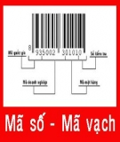 Mã số mã vạch của hàng hóa