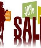 Chương trình đạo tạo: Kỹ năng bán hàng hiệu quả