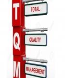 Tài liệu Quản trị chất lượng toàn diện