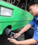 Tác hại của các chất ô nhiễm trong khí thải xả động cơ đốt trong