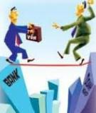 Rủi ro trong hoạt động tín dụng ngân hàng - nhìn từ góc độ đạo đức
