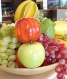 Chuyên đề: Bảo quản trái cây sau thu hoạch