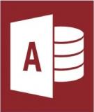 Lập trình trực quan với MS Access