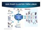 Giải pháp Cluster trên linux