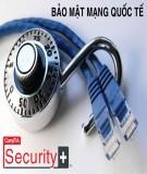 Bảo mật mạng- chương 1 :  bí quyết và giải pháp