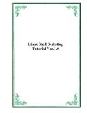 Linux Shell Scripting Tutorial Ver.1.0