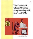 The Essence of Object-Oriented Programming with Java and UML