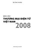Báo cáo về Thương mại điện tử Việt Nam năm 2008