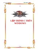 Lập trình C trên Window