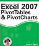 Excel 2007 PivotTables and PivotCharts - Wiley 2007