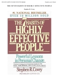 THE SEVEN HABITS OF HIGHLY EFFECTIVE PEOPLE 1