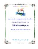 Sách hướng dẫn học tập tiếng anh (A2) - Học Viện BCVT