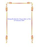 Hướng dẫn dành cho Công ty Dịch vụ Tiền tệ Vietnamese 2007