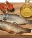 VAI TRÒ CUẢ OMEGA-3 FATTY ACIDS TRONG VIỆC ĐIỀU TRỊ VÀ PHÒNG NGỪA BỆNH