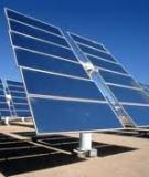 Hệ thống năng lượng mặt trời.
