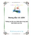 Đương đầu với AIDS