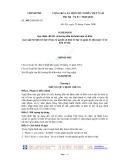 Nghị định 105/2006/NĐ-CP ngày 22 tháng 9 năm 2006 V/v qui định chi tiết và hướng dẫn thi hành một số điều của Luật SHTT và bảo vệ quyền SHTT....