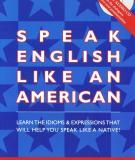 Speak EnglishL Like An American