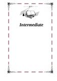 Tài liệu Intermediate