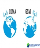 Công nghệ CDMA và ứng dụng của công nghệ CDMA trong thông tin di dộng