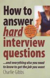How to answer hard interview question