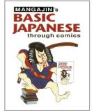 Mangajin's  Basic Japanese Through Comics