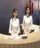Bản phỏng vấn nghiệp vụ lễ tân khách sạn