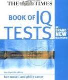 Books: Book of IQ Tests