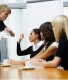 5 mẫu đồng nghiệp và cách ứng phó