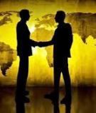 Ebook Kỹ thuật đàm phán thương mại quốc tế - Nguyễn Xuân Thơm