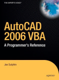 AutoCAD 2006 VBA - A Programmers Reference