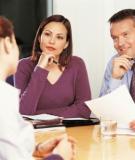 Luật bất thành văn trong quản lý hoạt động nhóm