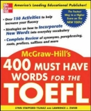 Sách 400 Must-have Words for the TOEFL