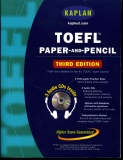 Kaplan TOEFL Paper-and-Pencil