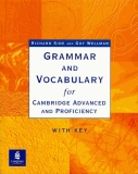 Grammar and Vocabulary for Cambrigde Advanced and Proficiency