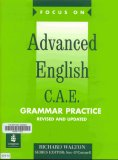 Advanced English  CAE Grammar Practice