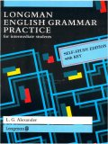 English Grammar Practice for Intermediate Students