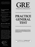ETS-GRE Practice General Test 2002