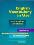 English Vocabulary In Use - Intermediate
