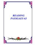 READING PASSGAES 63