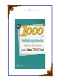 1000 Reading comprehension practice