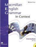 Vince - English Grammar in Context - Intermediate with Key (Macmillan, 2007)