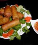 Món ăn Việt Nam truyền thống