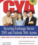 Securing Exchange Server and Outlook Web Access